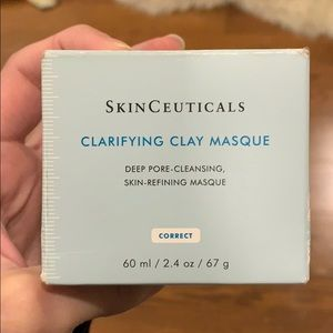NEW skinceuticals clarifying clay masque